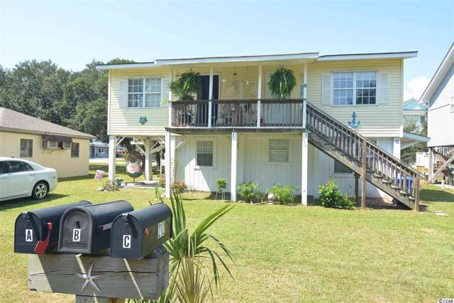 211 N Pinewood Dr., Surfside Beach, SC 29575 (MLS #1919828) :: The Lachicotte Company