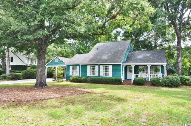 396 Rum Gully Circle, Murrells Inlet, SC 29576 (MLS #1919848) :: The Hoffman Group