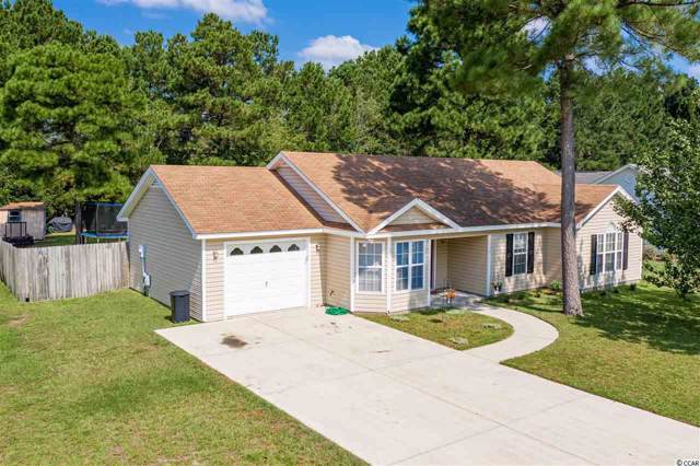 1136 Lancelot Ln., Conway, SC 29526 (MLS #1919850) :: The Hoffman Group