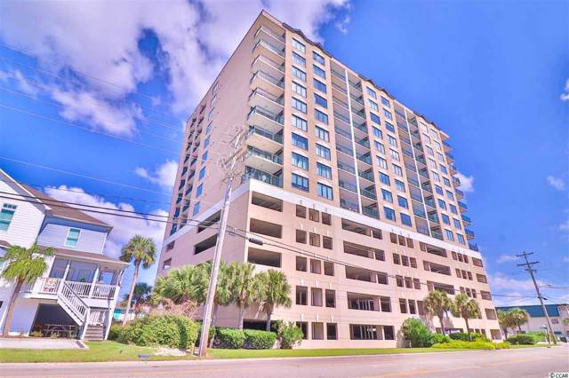 4103 N Ocean Blvd. #905, North Myrtle Beach, SC 29582 (MLS #1919854) :: The Hoffman Group