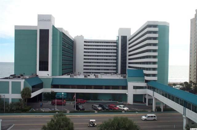 1501 S Ocean Blvd. #1031, Myrtle Beach, SC 29577 (MLS #1919856) :: United Real Estate Myrtle Beach