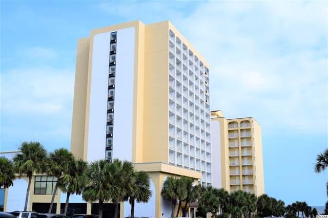 1207 S Ocean Blvd. #51203, Myrtle Beach, SC 29577 (MLS #1919866) :: Berkshire Hathaway HomeServices Myrtle Beach Real Estate