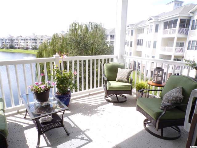 4861 Luster Leaf Circle #304, Myrtle Beach, SC 29577 (MLS #1919903) :: The Trembley Group