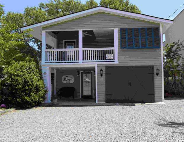 711 Dogwood Dr. S, Surfside Beach, SC 29575 (MLS #1919910) :: The Trembley Group