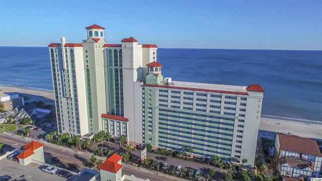 3000 N Ocean Blvd. #1508, Myrtle Beach, SC 29577 (MLS #1919918) :: The Trembley Group