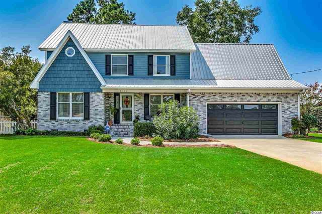 4172 Sand Trap Ave., Little River, SC 29566 (MLS #1919930) :: The Hoffman Group