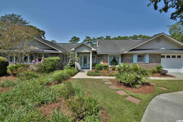 10063 Washington Circle, Myrtle Beach, SC 29572 (MLS #1919932) :: James W. Smith Real Estate Co.