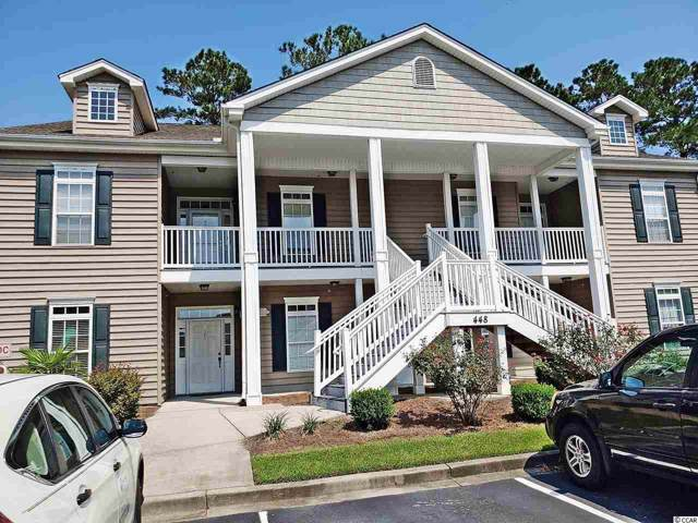 448 Mahogany Ave. #102, Murrells Inlet, SC 29576 (MLS #1919933) :: Jerry Pinkas Real Estate Experts, Inc