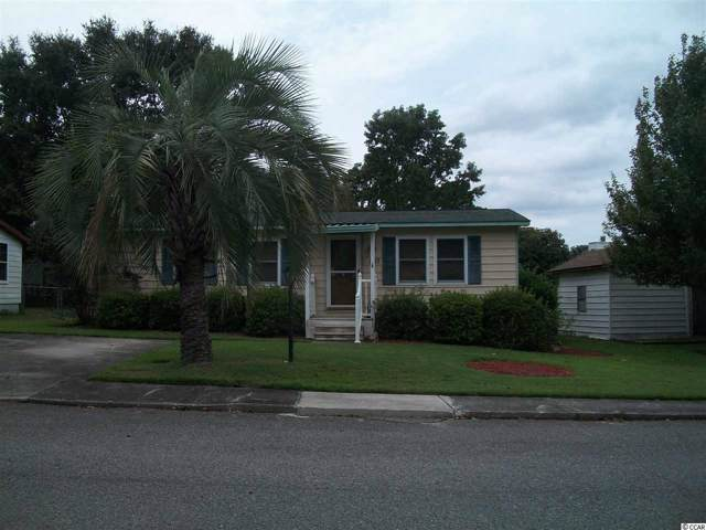 1107 Wildwood Trail, North Myrtle Beach, SC 29582 (MLS #1919943) :: James W. Smith Real Estate Co.