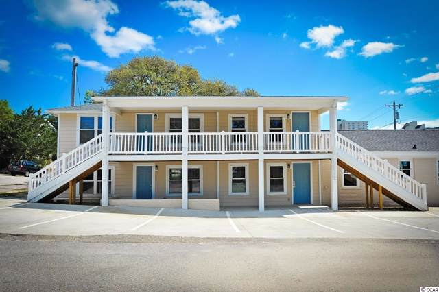 4206 S Seaview St. #2, North Myrtle Beach, SC 29582 (MLS #1919949) :: The Litchfield Company