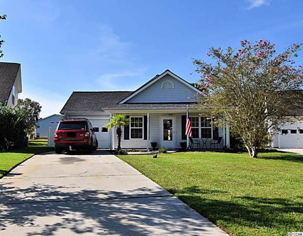 406 Wallingford Circle, Myrtle Beach, SC 29588 (MLS #1919964) :: Berkshire Hathaway HomeServices Myrtle Beach Real Estate