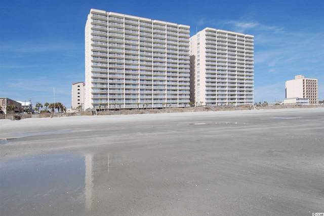 1625 S Ocean Blvd. #1806, North Myrtle Beach, SC 29582 (MLS #1919978) :: SC Beach Real Estate