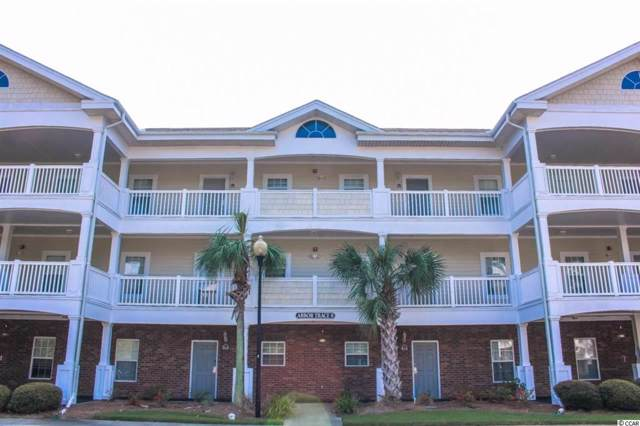 6015 Catalina Dr. #822, North Myrtle Beach, SC 29582 (MLS #1919980) :: The Hoffman Group