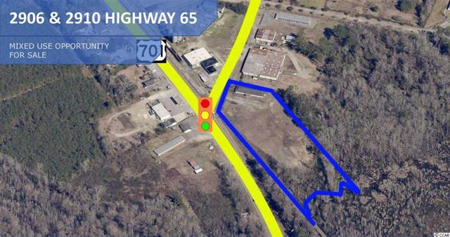 2906-2910 Highway 65, Conway, SC 29526 (MLS #1919984) :: SC Beach Real Estate