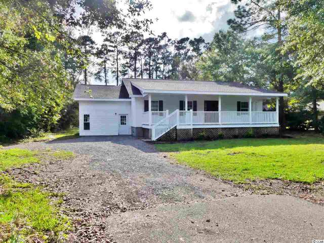 58 Hill Dr., Pawleys Island, SC 29585 (MLS #1920003) :: Garden City Realty, Inc.