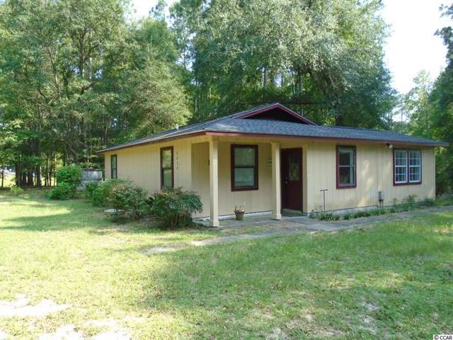 2278 Steritt Swamp Rd., Conway, SC 29526 (MLS #1920005) :: James W. Smith Real Estate Co.