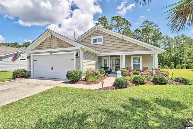 424 Enderby Way, Little River, SC 29566 (MLS #1920011) :: United Real Estate Myrtle Beach