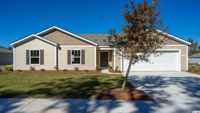 207 Carmello Circle, Conway, SC 29526 (MLS #1920036) :: The Hoffman Group