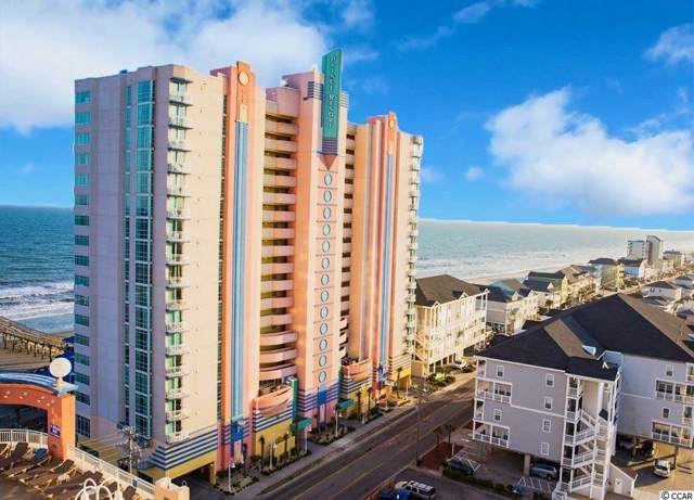 3500 N Ocean Blvd. #1808, North Myrtle Beach, SC 29582 (MLS #1920041) :: The Litchfield Company