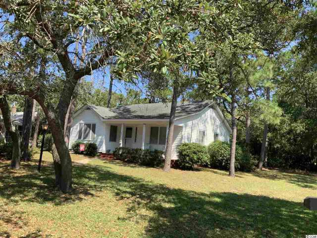 400 71st Ave. N, Myrtle Beach, SC 29572 (MLS #1920051) :: The Greg Sisson Team with RE/MAX First Choice