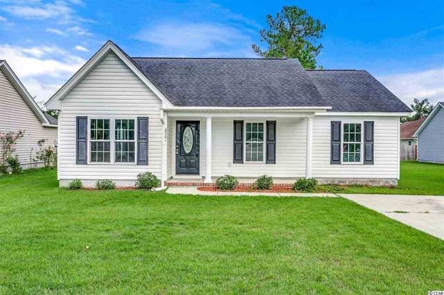 2504 Spain Ln., Conway, SC 29527 (MLS #1920053) :: The Greg Sisson Team with RE/MAX First Choice