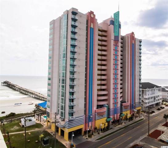 3500 N N Ocean Blvd. #1805, North Myrtle Beach, SC 29582 (MLS #1920062) :: The Hoffman Group