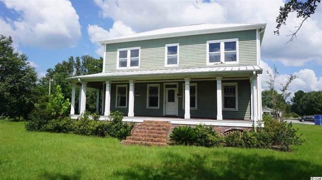 21 Nushell St., Georgetown, SC 29440 (MLS #1920073) :: The Litchfield Company
