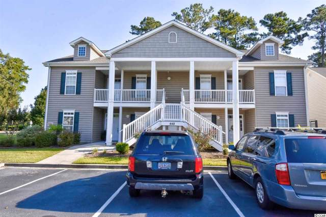 448 Mahogany Dr. 448-101, Murrells Inlet, SC 29576 (MLS #1920084) :: Keller Williams Realty Myrtle Beach