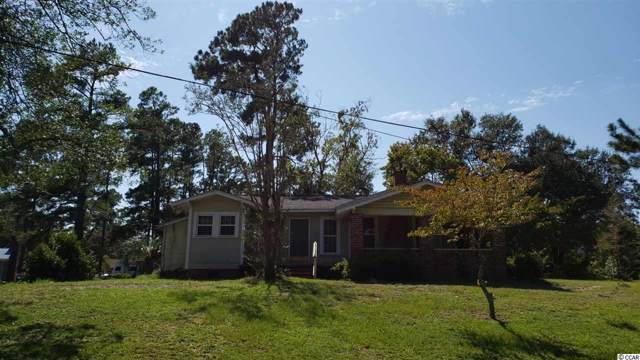 301 Sycamore St., Conway, SC 29527 (MLS #1920095) :: The Greg Sisson Team with RE/MAX First Choice