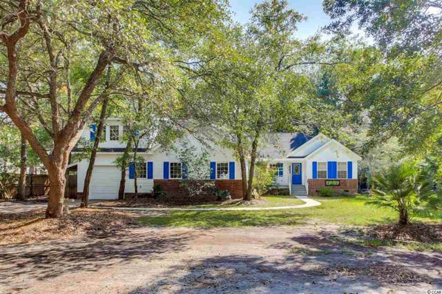 681 Blackgum Rd., Pawleys Island, SC 29585 (MLS #1920117) :: United Real Estate Myrtle Beach
