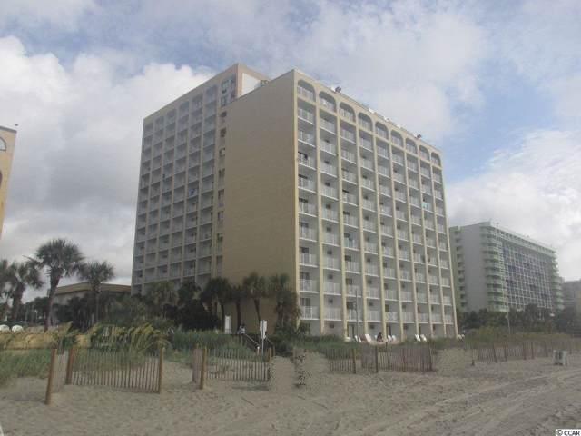 1207 S Ocean Blvd. #21102, Myrtle Beach, SC 29577 (MLS #1920123) :: Berkshire Hathaway HomeServices Myrtle Beach Real Estate