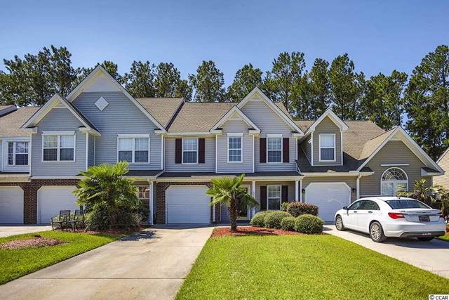 607 Riverward Dr. #4, Myrtle Beach, SC 29588 (MLS #1920125) :: The Hoffman Group
