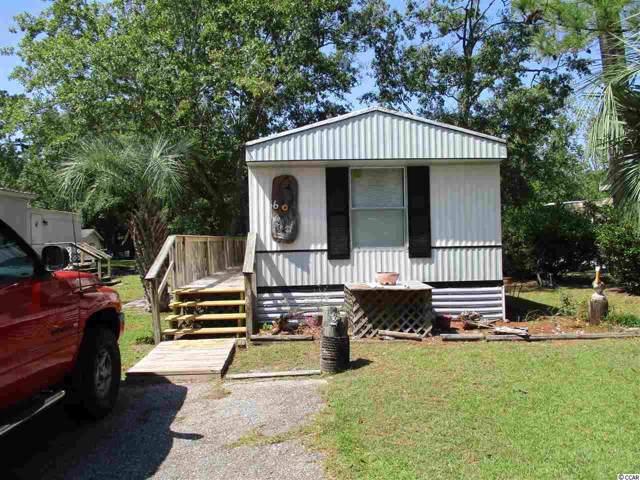 6 Bluewater Ln., Garden City Beach, SC 29576 (MLS #1920141) :: Berkshire Hathaway HomeServices Myrtle Beach Real Estate