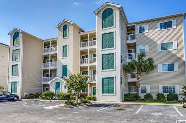 1100 Commons Blvd. #806, Myrtle Beach, SC 29572 (MLS #1920152) :: SC Beach Real Estate