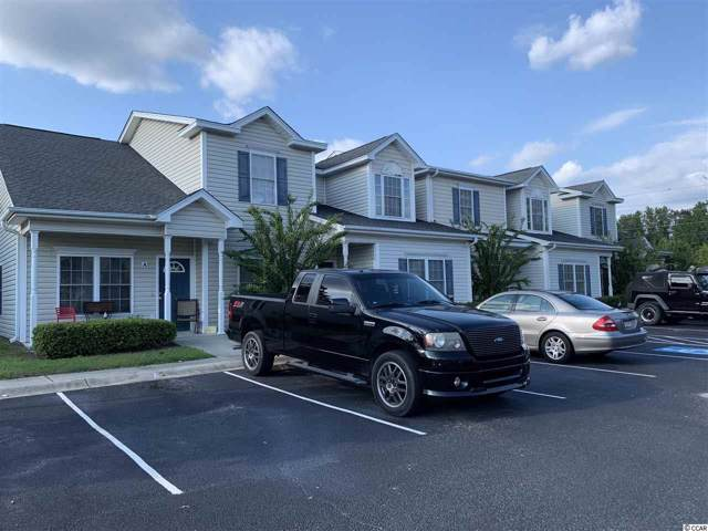 100 Spring Creek Dr. B, Myrtle Beach, SC 29588 (MLS #1920184) :: The Lachicotte Company