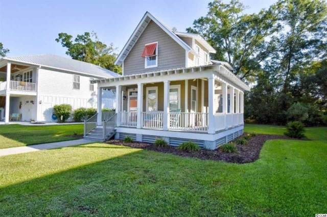 116 Lake Pointe Dr., Garden City Beach, SC 29576 (MLS #1920190) :: Hawkeye Realty