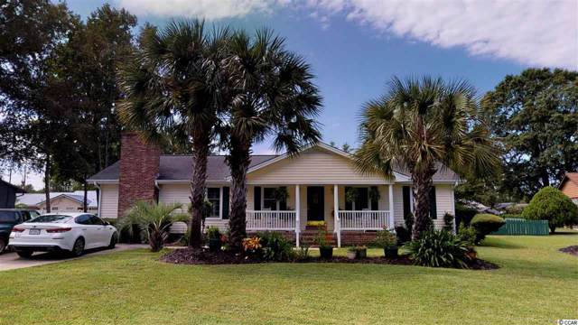 605 Mammie Dr., Myrtle Beach, SC 29588 (MLS #1920210) :: Berkshire Hathaway HomeServices Myrtle Beach Real Estate