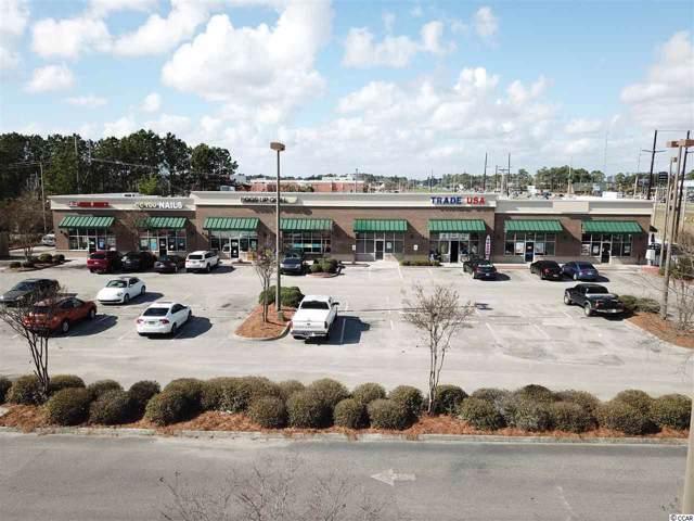 2246-D E Highway 501 E, Conway, SC 29526 (MLS #1920223) :: The Litchfield Company