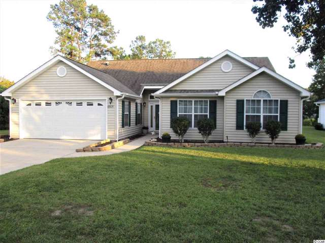 6905 Ashley Cove Dr., Myrtle Beach, SC 29588 (MLS #1920241) :: The Litchfield Company