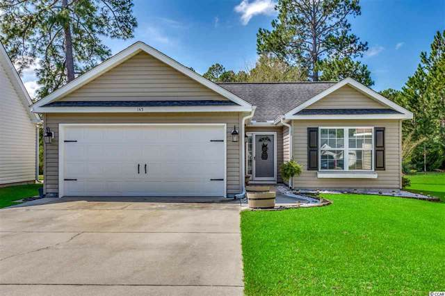 145 Sebring Ln., Myrtle Beach, SC 29588 (MLS #1920242) :: The Litchfield Company