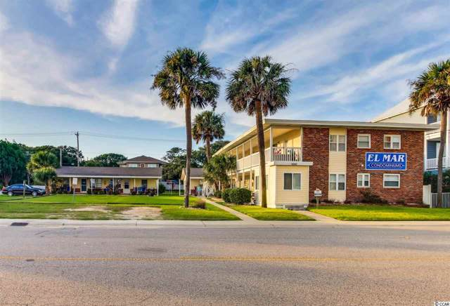 4000 S Ocean Blvd. #7, North Myrtle Beach, SC 29582 (MLS #1920250) :: The Hoffman Group