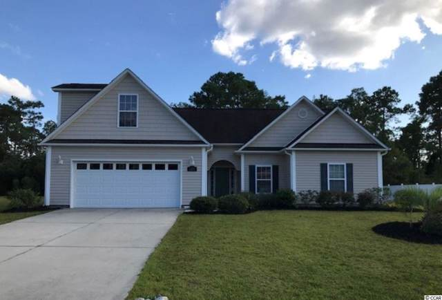 221 Dunbarton Ln., Conway, SC 29526 (MLS #1920264) :: The Greg Sisson Team with RE/MAX First Choice