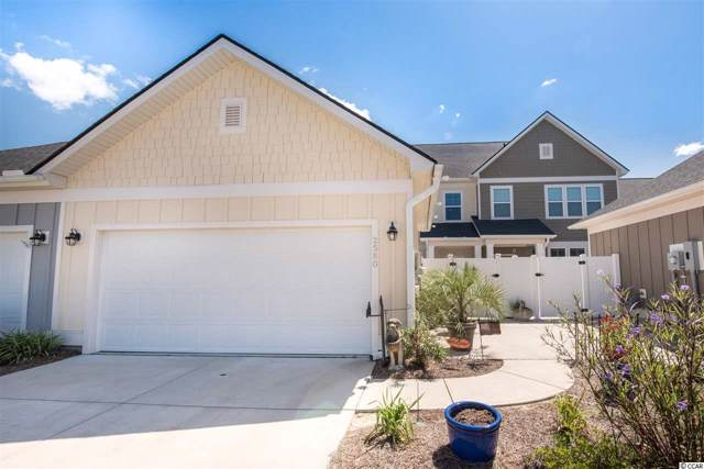 2580 Heritage Loop #1, Myrtle Beach, SC 29577 (MLS #1920275) :: Garden City Realty, Inc.