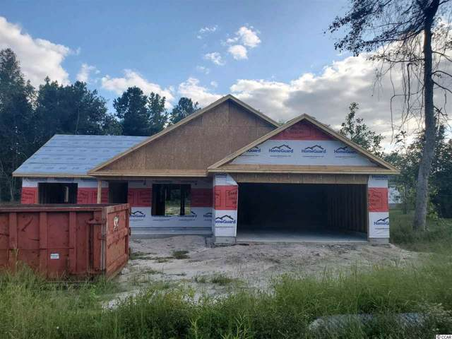 423 Blanton St., Loris, SC 29569 (MLS #1920298) :: SC Beach Real Estate