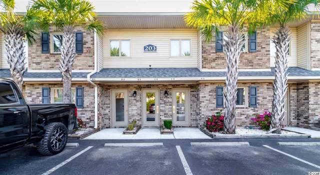 203 Double Eagle Dr. C1, Surfside Beach, SC 29575 (MLS #1920299) :: The Litchfield Company