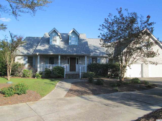 554 Enoree Ct., Myrtle Beach, SC 29588 (MLS #1920300) :: The Litchfield Company