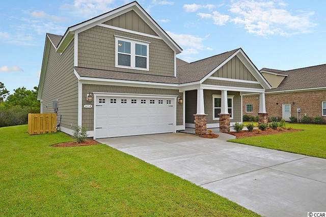 7091 Swansong C Swansong Circle, Myrtle Beach, SC 29579 (MLS #1920303) :: The Litchfield Company