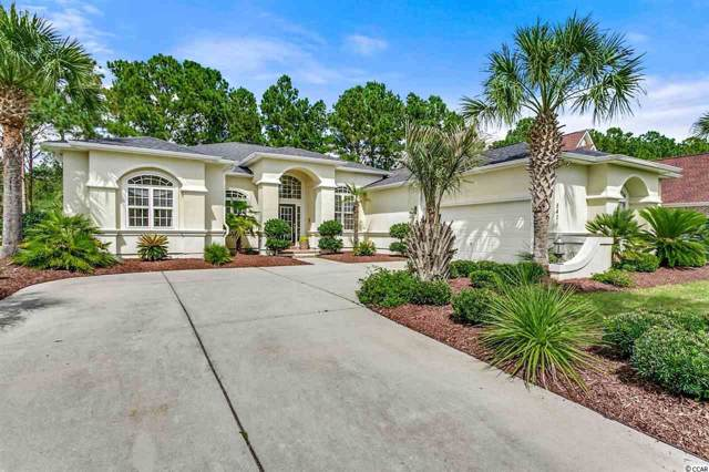 5401 Pheasant Dr., North Myrtle Beach, SC 29582 (MLS #1920306) :: The Hoffman Group