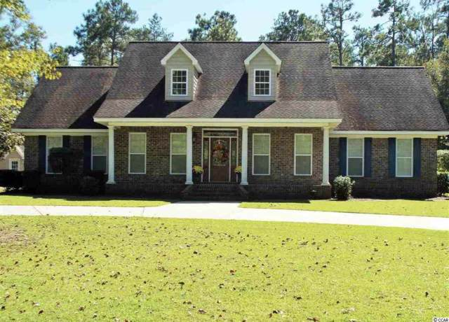 3244 Huckleberry Rd., Galivants Ferry, SC 29544 (MLS #1920327) :: The Hoffman Group
