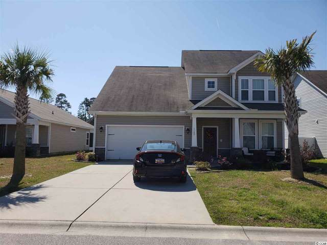 1162 Bethpage Dr., Myrtle Beach, SC 29579 (MLS #1920346) :: The Litchfield Company